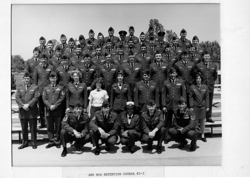 Air Guard retention course 1982